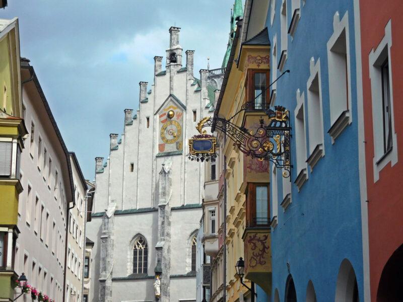 livInn Schwaz – Stadthäuser
